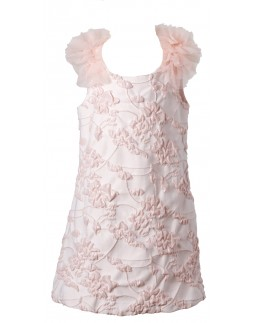Event Dress Pink Stardust