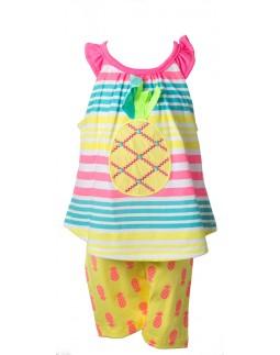2pc. Set Ananas
