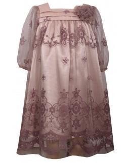Event Dress Mauve