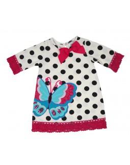 Dress Dotty Baby