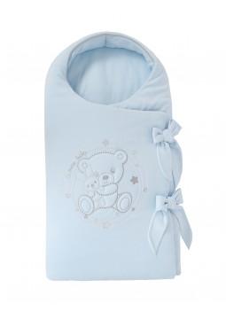 Blue Babynest