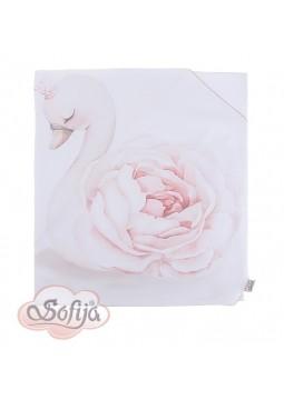 Swaddle Blanket Swan