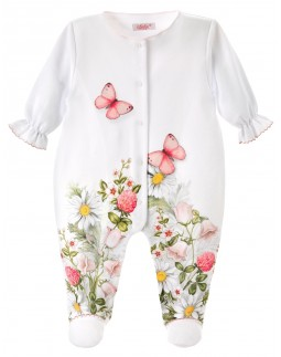 Babygrow with Butterfly