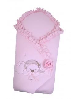 Babynest Anastasia pink