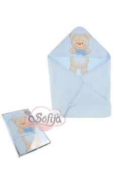 Hooded Towel Baer