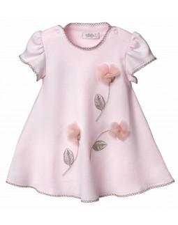 Babydress pink Rose